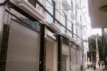 Bán nhà Ngô Quyền - La Khê (32m2*5T). Oto đỗ cửa, đường trước nhà 4m, cách 1 nhà ra mặt đường lớn.