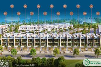 Mở bán 12 căn Shophouse phân khu cuối cùng dự án Marina Complex ven sông Hàn Đà Nẵng