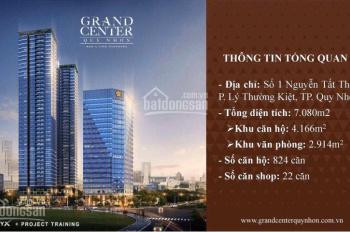Grand Center Quy Nhơn - căn hộ cao cấp bậc nhất TP biển miền trung