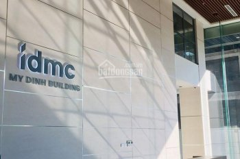 Cho thuê văn phòng tòa nhà IDMC Mỹ Đình, đường Tôn Thất Thuyết, 120m, 270m, 400m, 720m, 1500m2