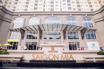 Cho thuê căn hộ cao cấp Sài Gòn Mia, Huyện Bình Chánh 1 - 2 - 3PN, mới 100%, LH 0938074203