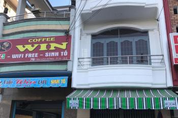 Bán nhà mặt tiền đường Tân Hòa Đông cách chợ Phú Lâm 30m