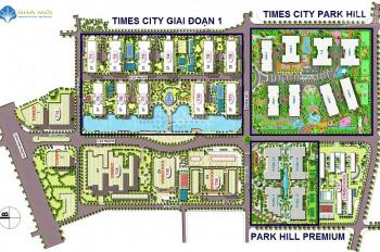 Danh sách căn hộ bán giá tốt Times City tháng đầu năm 2020, làm việc trực tiếp chủ nhà: 0963702813