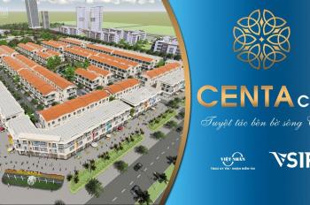 Sắp bàn giao nhà: Cơ hội cuối cùng sở hữu Centa City Hải Phòng