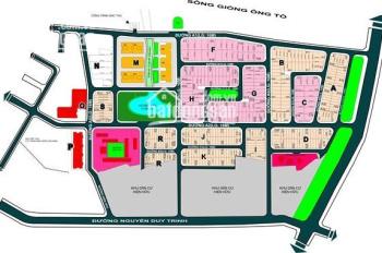 cần bán gấp lô đất giá rẻ dự án đông thủ thiêm ngay bên cạnh lakeview novaland