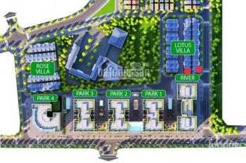 Chính chủ bán biệt thự song lập Lotus Villa Eurowindow River Park, Đông Trù, Đông Anh, DT 135m2