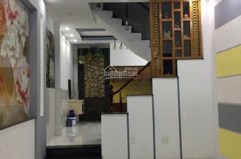 Cho thuê nhà NC hẻm KD 12m 368/ Tân Sơn Nhì 4.2x12m, 3 tầng, 4PN 18 triệu. 093.2211.829 Hải Anh