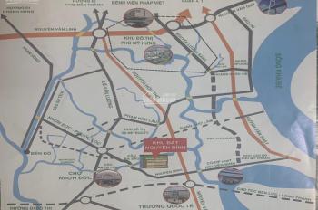 Gọi cần bán đất XD tự do đường lớn KDC Nguyễn Bình, sổ đỏ thổ cư 80,3m2, giá 2.250 tỷ, 0907741789