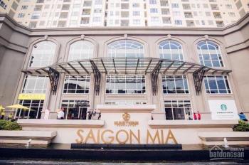 Chính chủ cho thuê căn hộ 2PN 2VS Sài Gòn Mia, giá tốt nhất thị trường (Không ảo, đúng giá)