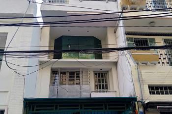 Bán nhà mặt tiền giá siêu rẻ mặt tiền Đinh Công Tráng, Quận 1, giá chỉ 20.2 tỷ, DT: 4x16m, 4 tầng