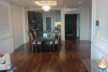 Bán căn hộ cao cấp Léman Luxury, quận 3, giá 14,5 tỷ, 118m2, 3PN, full nội thất Thụy Sỹ 0938139786