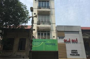 Chính chủ cho thuê nhà 28 Ngô Thì Nhậm, DT 90m2 x 4 tầng, có thang máy, nhà đẹp