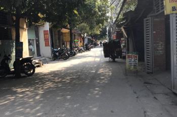 Bán nhà mặt phố Cửu Việt, Trâu Quỳ, Gia Lâm, DT: 100m2, MT: 4.5m, đường 6m, giá 54tr/m2