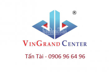Bán nhà mặt tiền đường Tăng Bạt Hổ, Quận 5.(4m x 27m), gần bệnh viện Chợ Rẫy, 23 tỷ, thương lượng