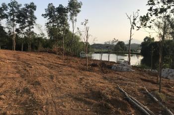 Bán nhà đất trong đô thị Hòa Lạc view hồ, xã cổ đông giá chỉ có 1.5tr/m2