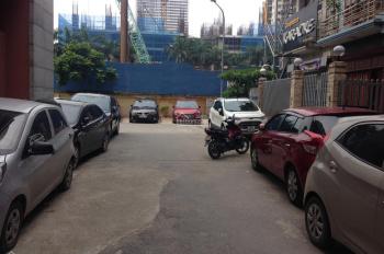 Bán nhà trong ngõ ô tô 379 Đội Cấn, Cống Vị, Ba Đình, Hà Nội, DT 50m2x4,5T. Giá 8,2 tỷ