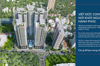Mua ngay chung cư Việt Đức Complex chỉ 2.4 tỷ/căn nhận nhà ở ngay, chiết khấu 5.5%