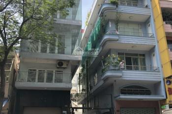 Cho thuê nhà mặt tiền Yersin, DT: 4.3x23m, 5 tầng thang máy, giá 120 triệu/tháng