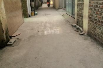 Bán nhà tại ngõ 92 phố Thượng Thanh, Long Biên