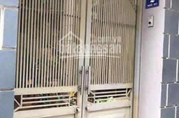 Cho thuê nhà nguyên căn 4 tầng, trong ngõ cách mặt tiền 10m đường Nguyễn Lương Bằng