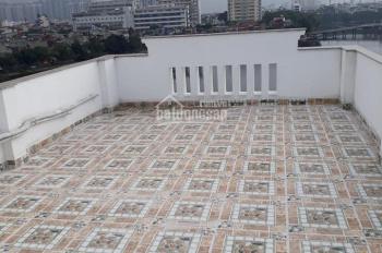 Nhà mặt phố trung tâm Hai Bà Trưng, view hồ Thanh Nhàn, DT 63m2, xây 7 tầng thang máy, 15 tỷ