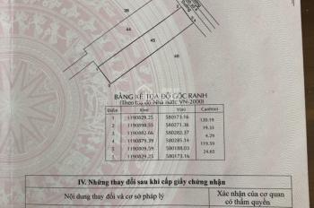 Đất vườn 24 x 120=2887m- đường kênh 4- bình lợi- bình chánh- giá rẻ
