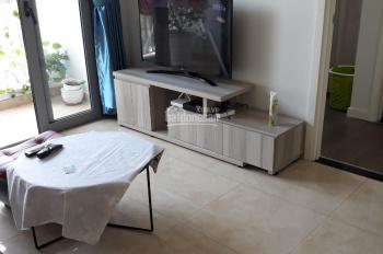 Cần cho thuê CH full nội thất, nội thất đẹp, mới mua. DT 61m2 gồm 2PN, 2WC giá chỉ 9 triệu/tháng