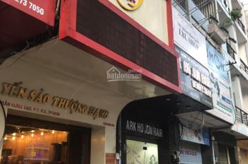 Bán nhà mặt tiền đường CMT8 và Trần Văn Đang quận 3 4x21m 2 lầu, đường 15m lề 4m