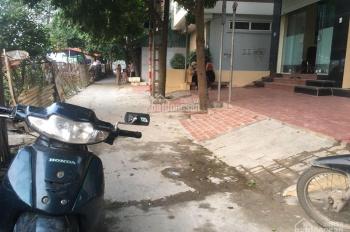 Bán đất mặt đường đôi gần ủy ban xã Thanh Liệt, Thanh Trì, Hà Nội, ô tô đỗ cửa.