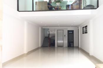 Bán nhà  xây mới 7 thang máy Nguyễn Ngọc Vũ Trần Duy Hưng Cầu Giấy 55m2 giá 9.9 tỷ oto vào nhà
