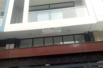 Cho thuê nhà mặt tiền Lê Văn Thọ, p9, Gò Vấp diện tích: 6x25m, trệt, 3 lầu