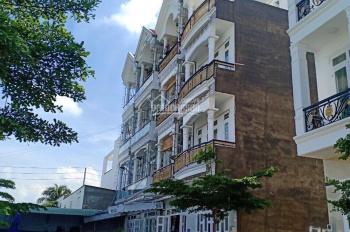 Bán nhà 1 trệt 3 lầu DT: 52m2, An Phú Đông, Quận 12