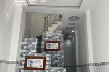 Bán nhà hẻm xe hơi đường Phạm Văn Chí, P. 7 Q. 6 DT: 3,2x10,5m NH 1L 2PN giá 3,55 tỷ TL