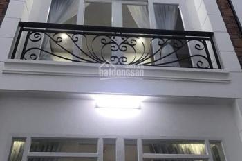 Bán nhà đường Đoàn Thị Điểm - Q. Phú Nhuận - DT: 6x18m, DTCN 100.3m2 - 4 tầng, giá: 18 tỷ