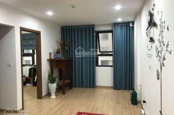 Bán căn hộ chung cư 987 Tam Trinh, DT 58.5m2, căn góc 2 ngủ, 2 vệ sinh, giá thỏa thuận