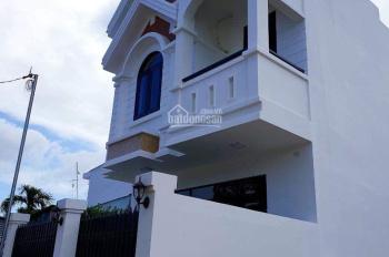 Nhà mới lengkeng 2 tầng, gần bệnh viện đường sắt Vĩnh thạnh, 0363737300