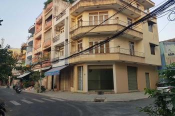 Cho thuê nhà 2 mặt tiền, 1 trệt 2 lầu, ST, mặt tiền chợ An Dương Vương, P10, Q6