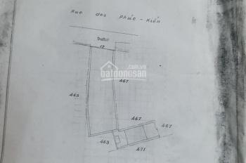 Bán nhà mặt phố Lãn Ông, gần Hàng Đường, 86m2 x 3 tầng, mặt tiền 4.5m, giá 52 tỷ