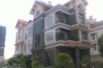 Bán nhà biệt thự cao cấp Him Lam kênh tẻ quận 7 dt 10 x 20m, 1 hầm, trệt, 3 lầu thang máy 31 tỷ