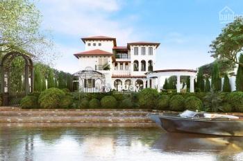 Dự án thượng lưu ven sông xanh mát-biệt thự sinh thái giá 21tr/m2+thanh toán 42 tháng+chiết khấu 2%
