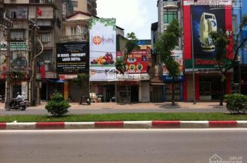 Cho thuê nhà mặt phố Láng Hạ, mặt tiền rộng, 4 tầng. Lh 0914.838.353