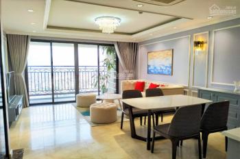 Cho thuê căn hộ 1002 The Garden: 118m2 - 2 ngủ sáng, đầy đủ đồ, LHTT: 0904935985 (đang trống)