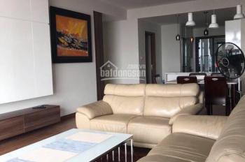 Cho thuê căn hộ chung N05 Đông Nam Trần Duy Hưng, 155m2, 3PN, đầy đủ nội thất. LH: 0979.460.088