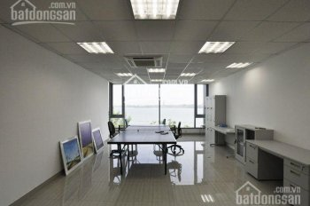 Cho thuê văn phòng đẹp mặt đường Láng Hạ, view hồ, 40m2, giá 7tr/th. Lh: 0914. 838.353