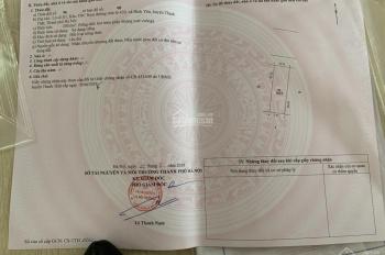 Bán lô đất 200m2 mặt đường 420 khu Tái định cư Nam xã Bình yên