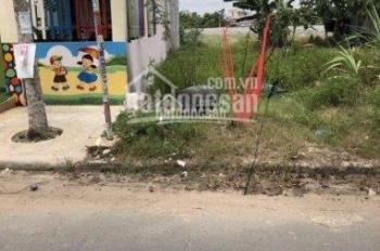Bán đất nền ngay góc công an huyện Bắc Tân Uyên, mt HL 415 (20m),sổ riêng. giá 610tr diện tích 80m2