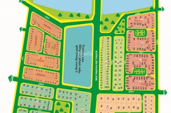 Bán đất nền đường D3 khu dân cư Kiến Á kinh doanh sầm uất, sổ đỏ chính chủ , công chứng ngay.