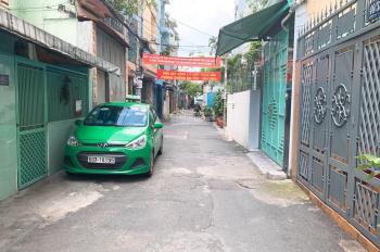 Cần bán nhà hẻm xe hơi cách mặt tiền đường Bà Hạt 10m, P8, Q10, diện tích 4 x 9m, giá 7.6 tỷ TL