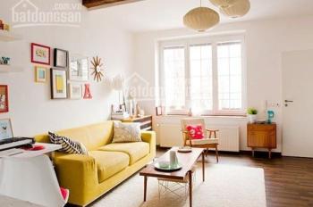 Cho thuê căn hộ Maserin An Phú, 2pn 68m2, view đẹp, nhà nội thất cơ bản: máy lạnh, rèm cửa