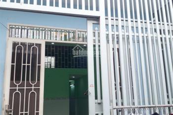 Nhà 4x13m, lửng 2PN gần chợ cây me, bxe An Sương, xã Bà Điểm, huyện Hóc Môn giáp Q.12 SHR 2.5 tỷ TL